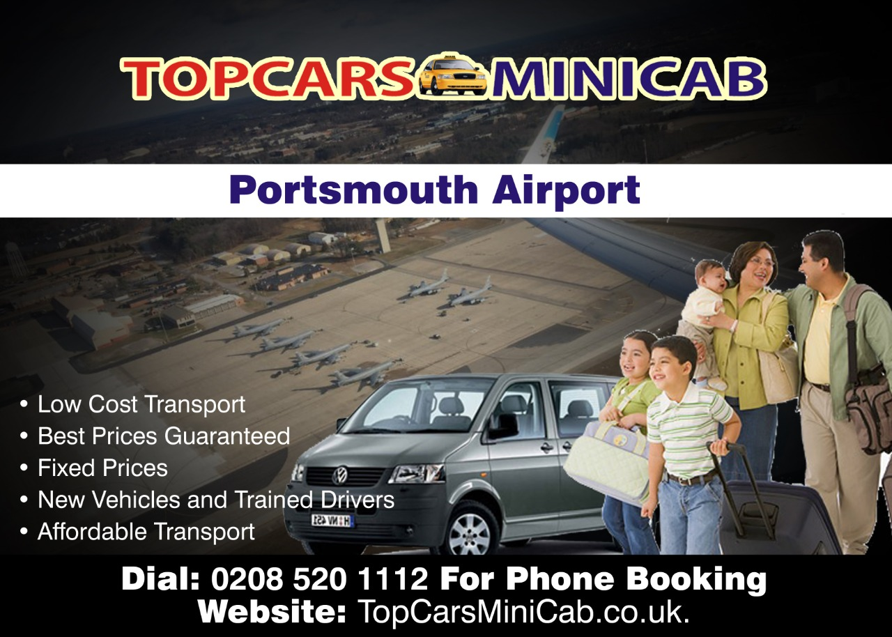 portsmouth-airport